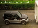 Suzuki Jimny O2 2003 - Great tow car!