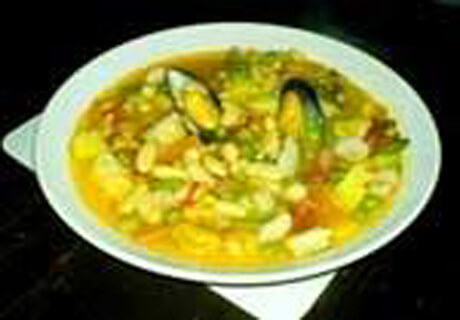 Quick Fish Soup