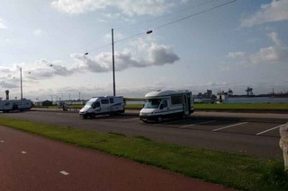 Camperlocatie Emmaboulevard, Hoek van Holland, Netherlands