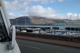 Carlingford Lough Marina, County Louth, Ireland