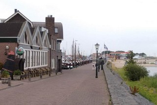 Haven Urk, Flevoland, Netherlands