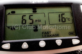TyrePal TC215B Caravan and Motorhome Tyre Pressure Monitor review