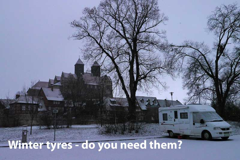 Winter tyres - do you need them?