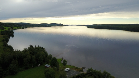 Lakeside, Sweeden.