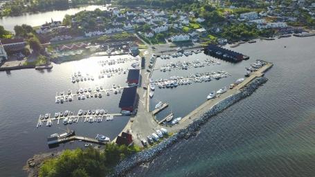 Harbourside, Norway