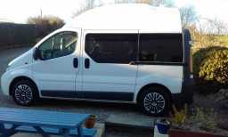 Camper Van 1