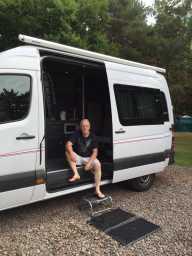 Camper van build 2020-04-13